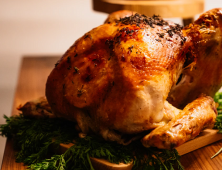 D2D in the Kitchen: Prepping a Clean Turkey