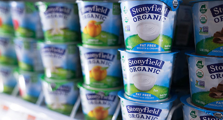 Stonyfield's Marketing Misstep