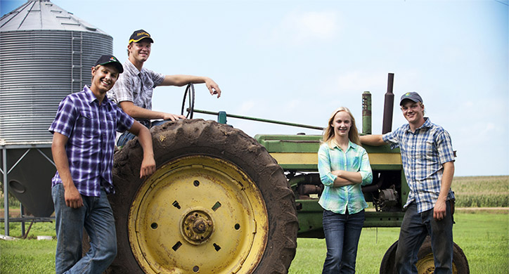 """The Peterson Farm Brothers: """"Managed well, cattle keep the land swell."""""""