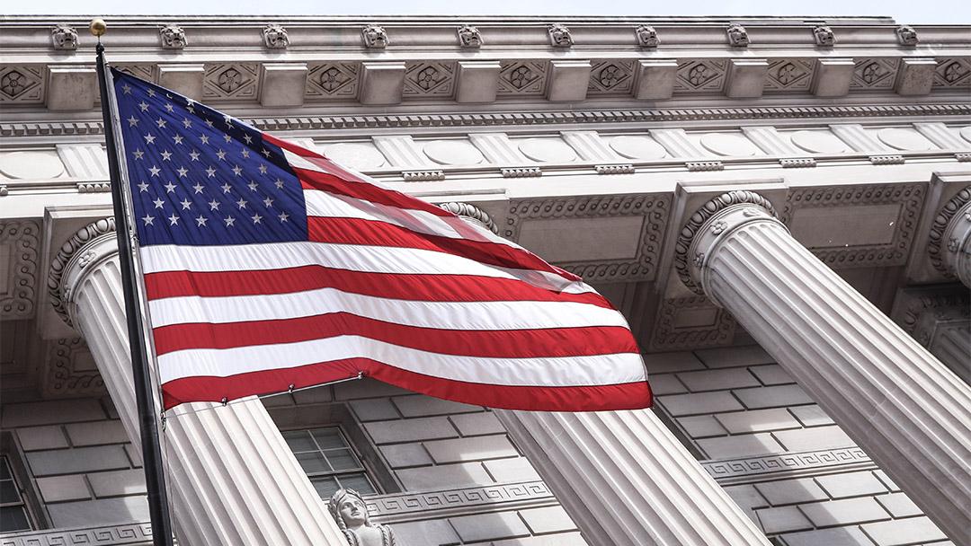 american-flag-near-state-house