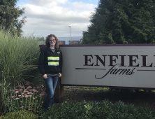 On the Farm & In the Books: FFA Spotlight on Katherine Smith