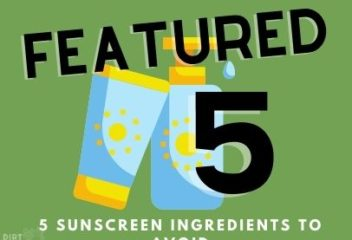 5 Sunscreen Ingredients to Avoid